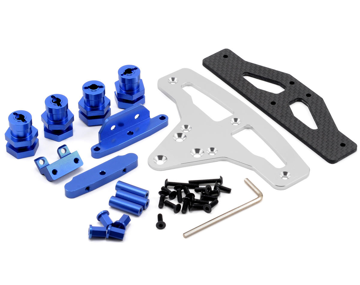 ST Racing Concepts Slash 4x4 GT-8/Rally Cross Conversion Kit (Blue)