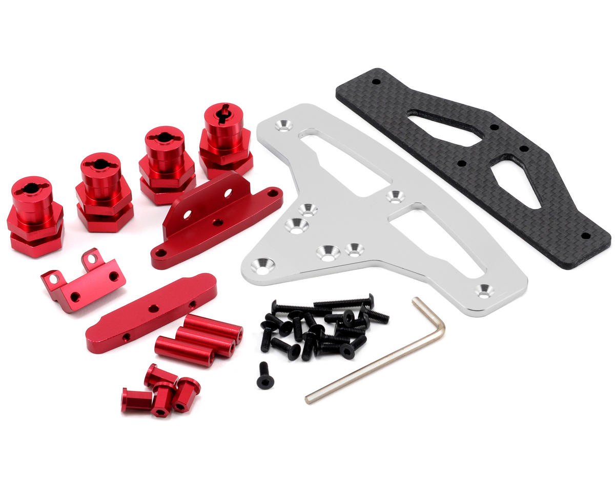 ST Racing Concepts Slash 4x4 GT-8/Rally Cross Conversion Kit (Red)