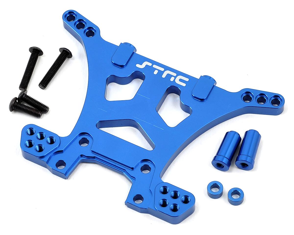 ST Racing Concepts Aluminum HD Rear Shock Tower (Blue) (Slash 4x4)