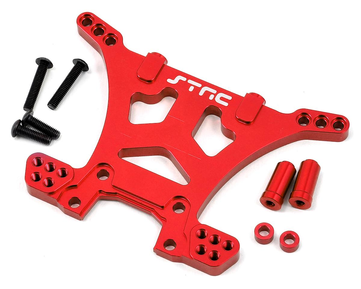 ST Racing Concepts Aluminum HD Rear Shock Tower (Red) (Slash 4x4)