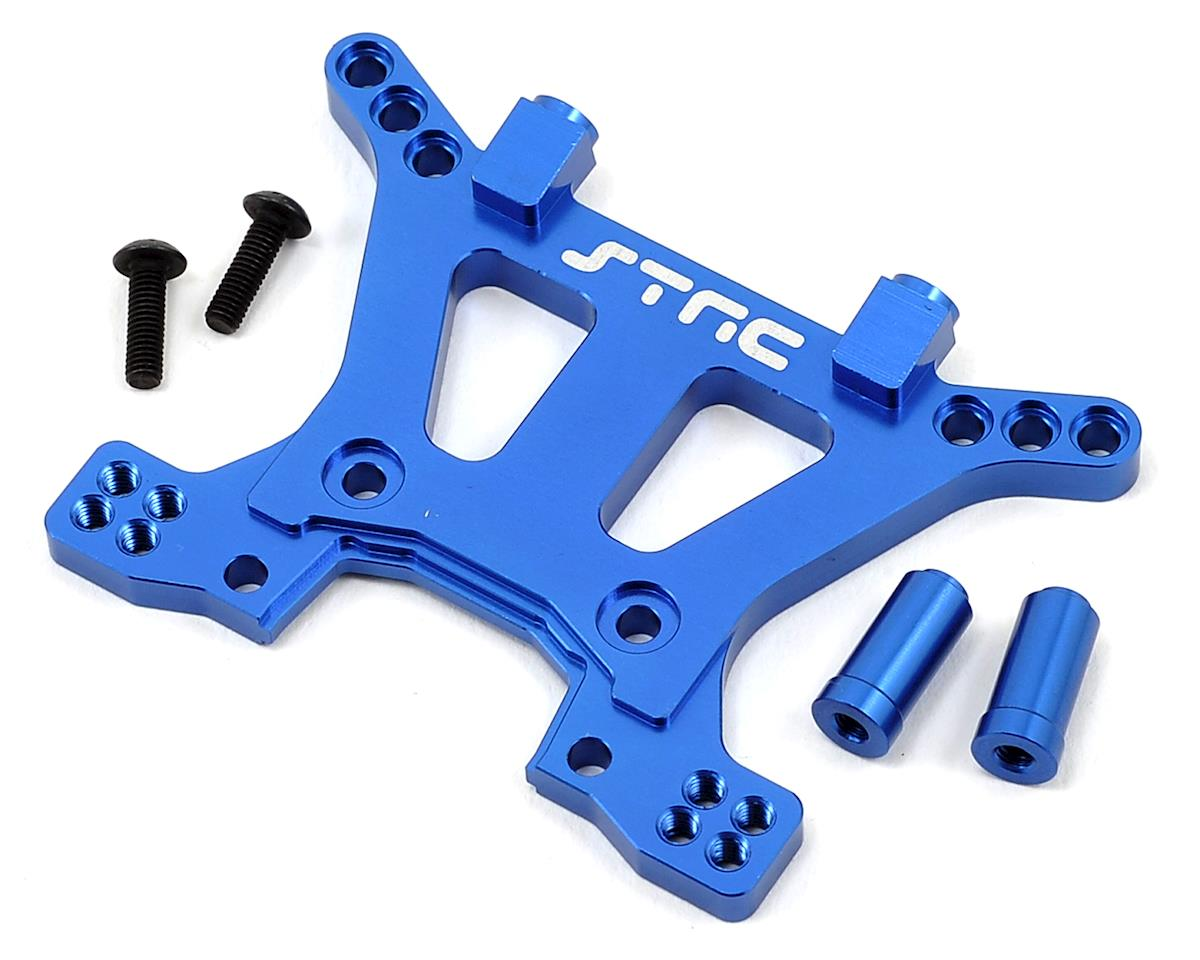 Aluminum HD Front Shock Tower (Blue) (Slash 4x4) by ST Racing Concepts