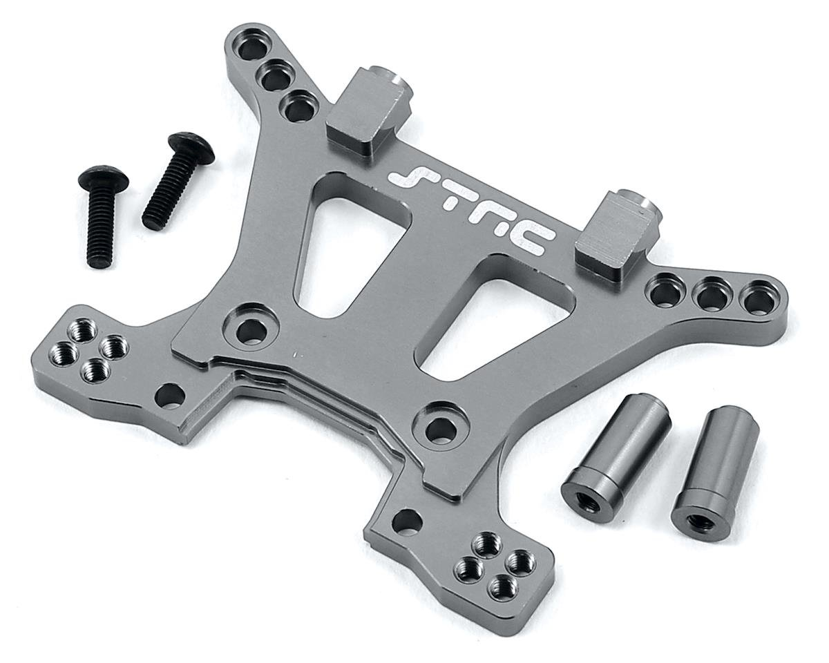 ST Racing Concepts Aluminum HD Front Shock Tower (Gun Metal) (Slash 4x4)