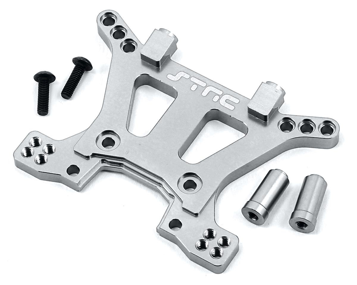 ST Racing Concepts Aluminum HD Front Shock Tower (Silver) (Slash 4x4)