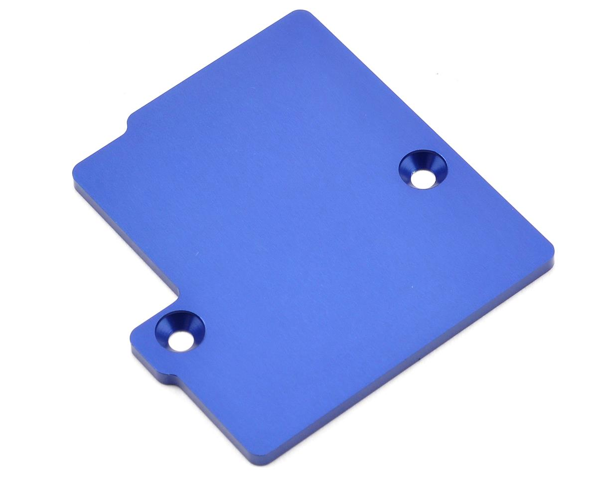 ST Racing Concepts Aluminum Electronics Mounting Plate (Blue)