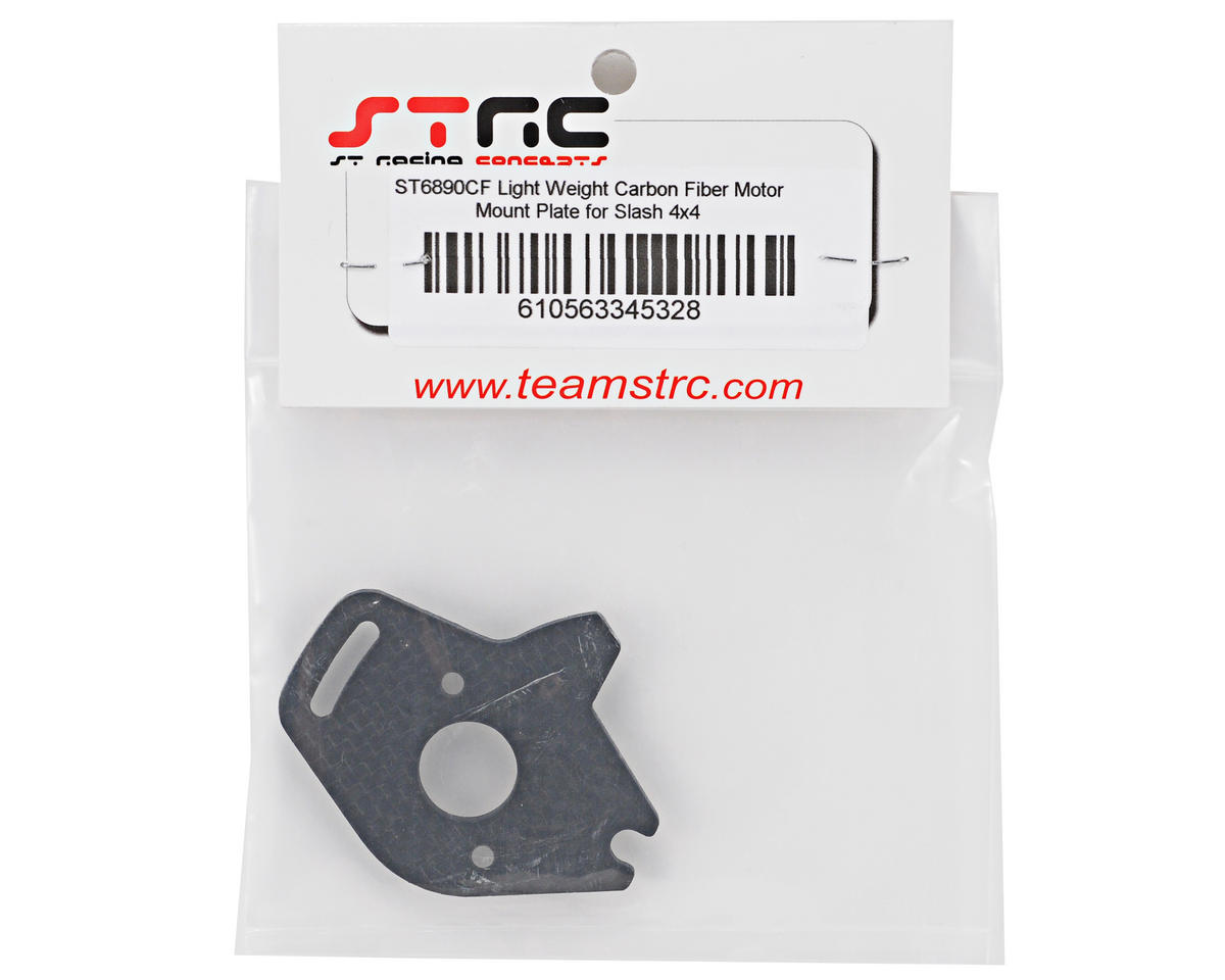 ST Racing Concepts Light Weight Carbon Fiber Motor Mount Plate