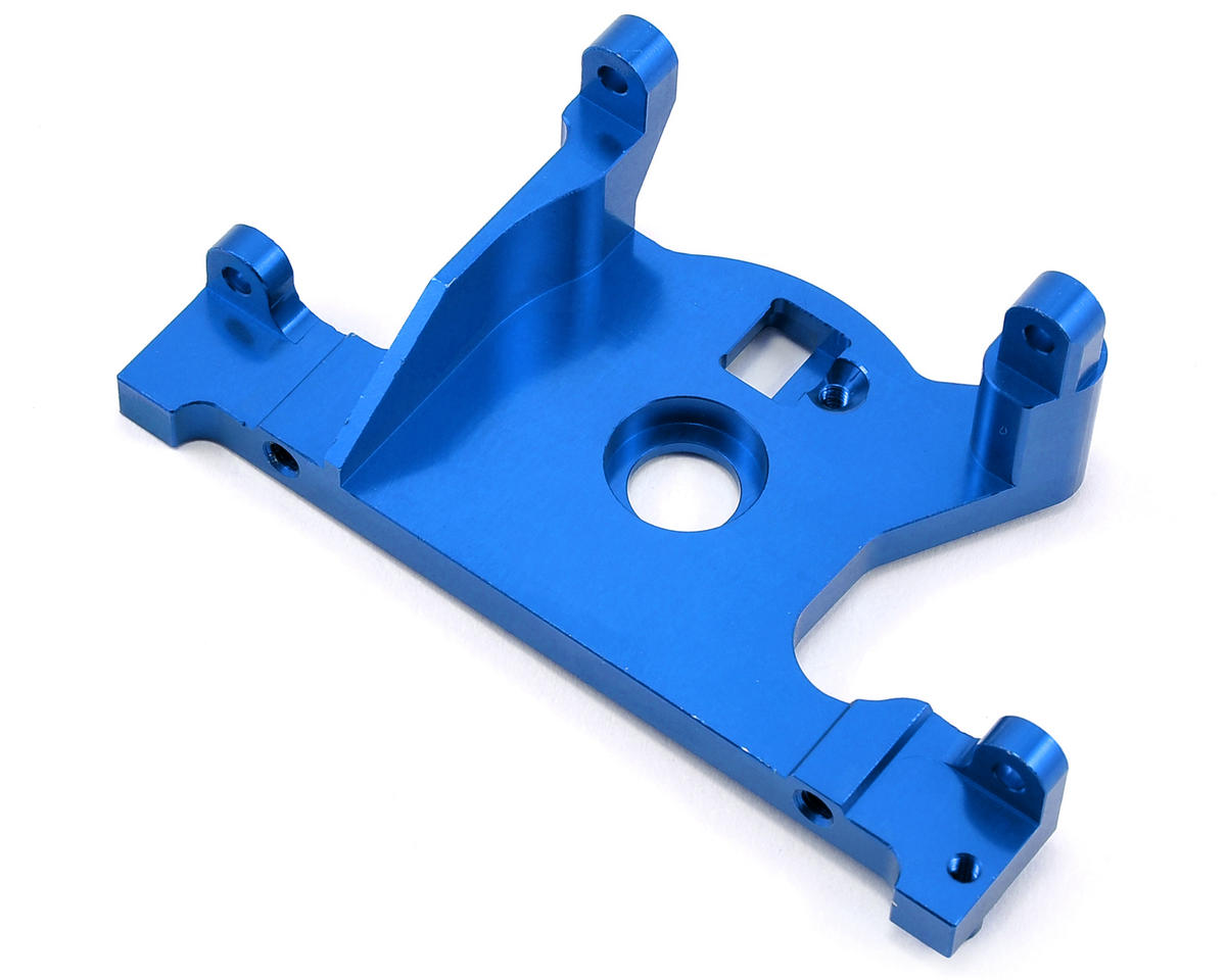Aluminum LCG Motor Mount (Blue) by ST Racing Concepts