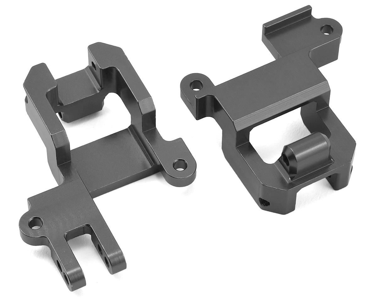 ST Racing Concepts Traxxas TRX-4 HD Front Shock Towers/Panhard Mount (Gun Metal)