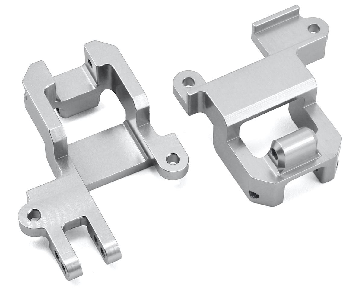ST Racing Concepts Traxxas TRX-4 HD Front Shock Towers/Panhard Mount (Silver)