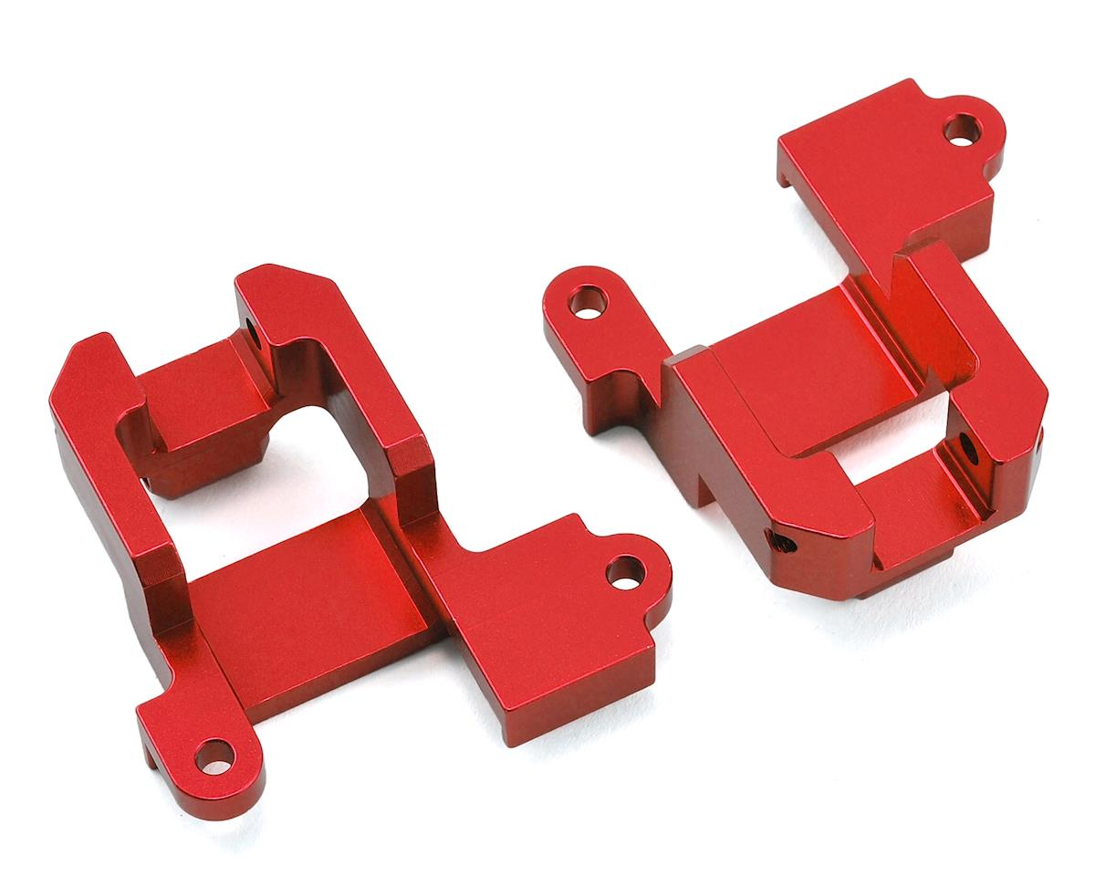 ST Racing Concepts Traxxas TRX-4 HD Rear Shock Towers (Red)