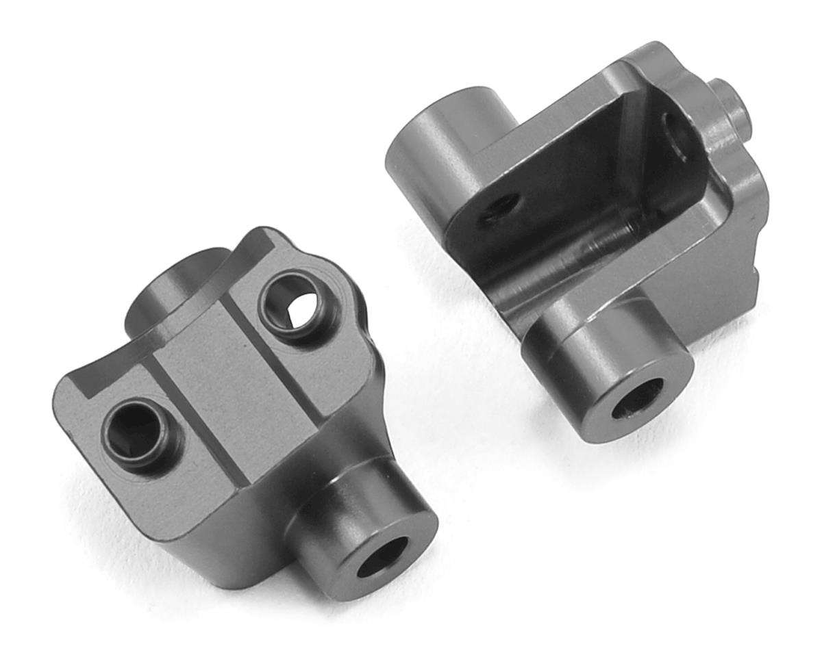 ST Racing Concepts Traxxas TRX-4 Aluminum Rear Lower Shock Mounts (2) (GunMetal)