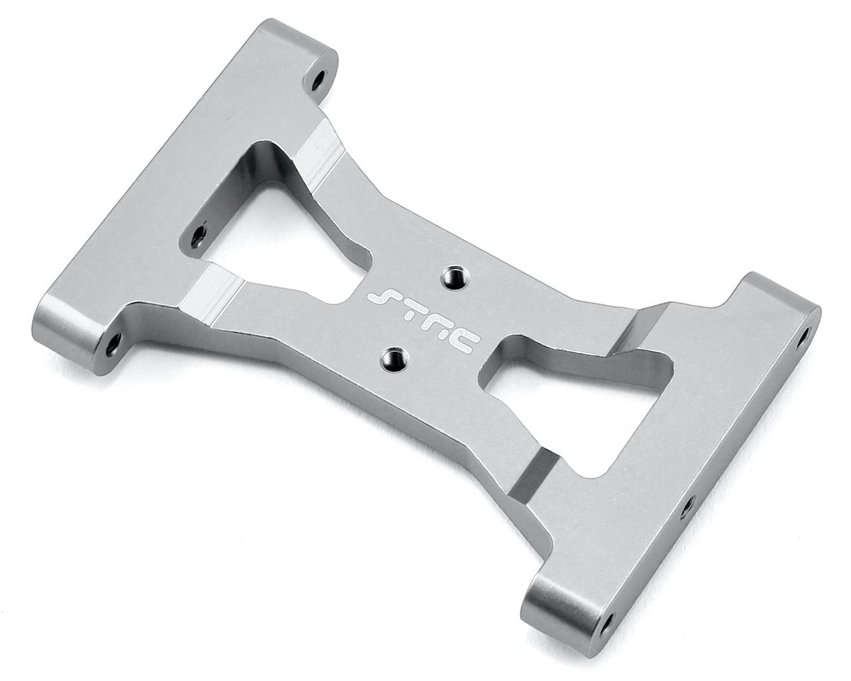Traxxas TRX-4 HD Rear Chassis Cross Brace (Silver) by ST Racing Concepts