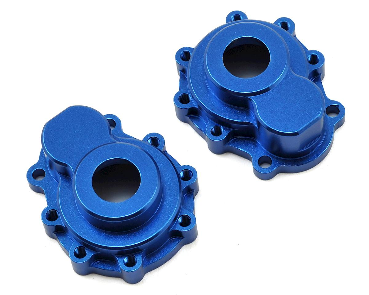 ST Racing Concepts Traxxas TRX-4 Aluminum Portal Drive Outer Housing (2) (Blue)