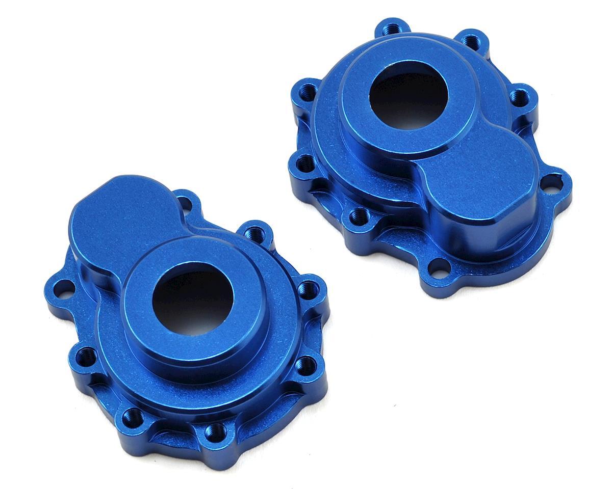 ST Racing Concepts Traxxas TRX-4 Aluminum Portal Drive Outer Housing (2) (Blue)