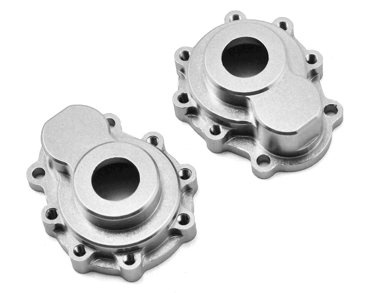 ST Racing Concepts Traxxas TRX-4 Aluminum Portal Drive Outer Housing (2) (Silver