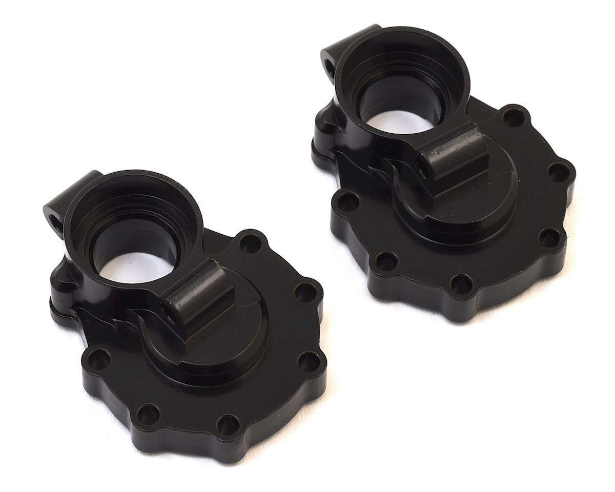 Traxxas TRX-4 Brass Rear Inner Portal Drive Housing (Black) by ST Racing Concepts