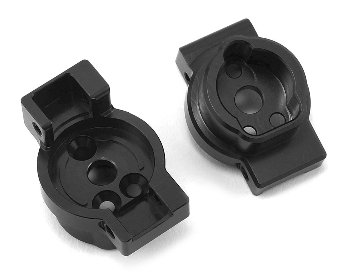 ST Racing Concepts Traxxas TRX-4 Aluminum Rear Portal Drive Mount (2) (Black)