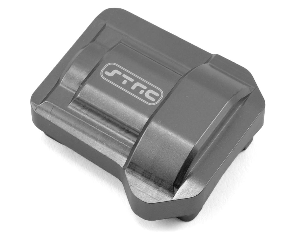 ST Racing Concepts Aluminum TRX-4 Differential Cover (Gun Metal)