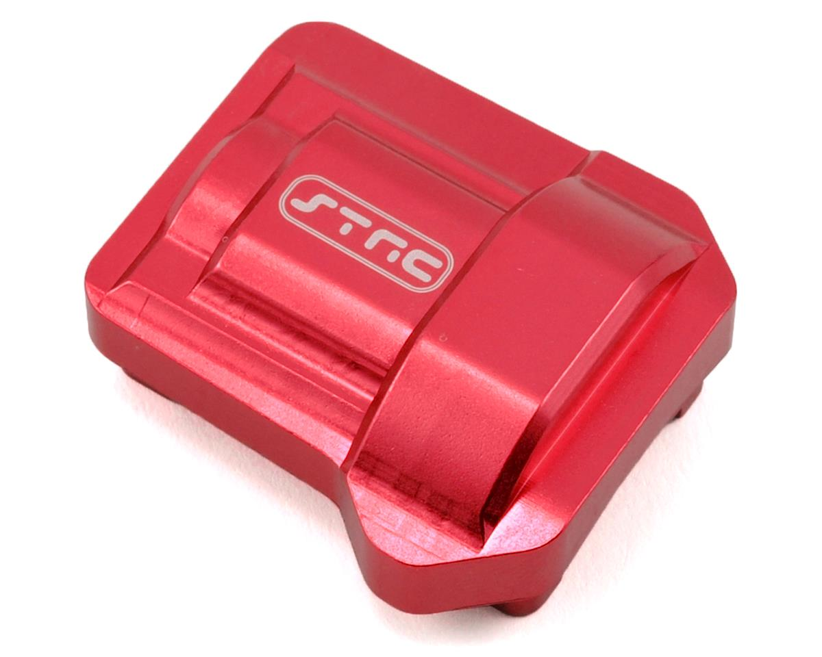 ST Racing Concepts Aluminum TRX-4 Differential Cover (Red)