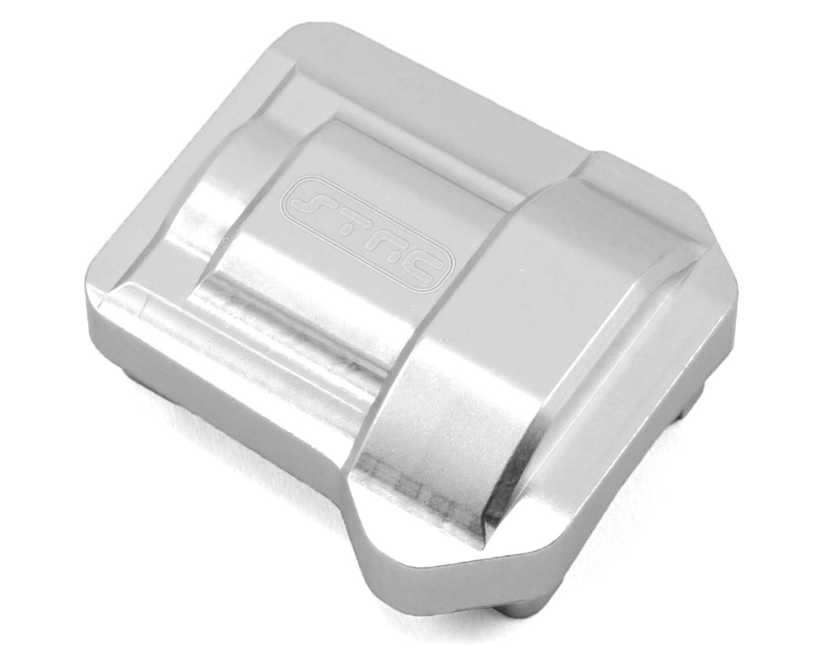 ST Racing Concepts Aluminum TRX-4 Differential Cover (Silver)