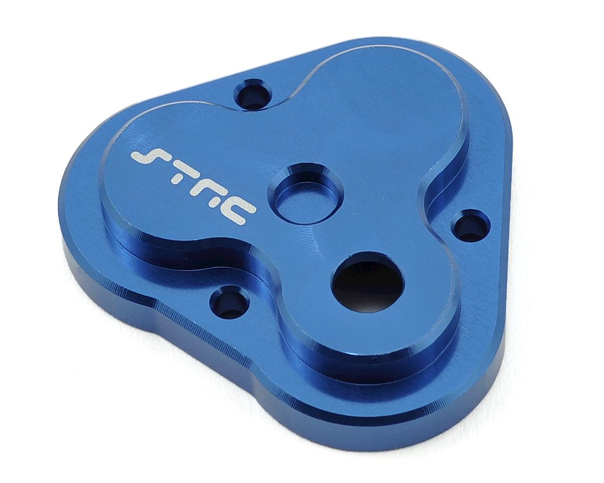 ST Racing Concepts Aluminum TRX-4 Center Gearbox Housing (Blue)