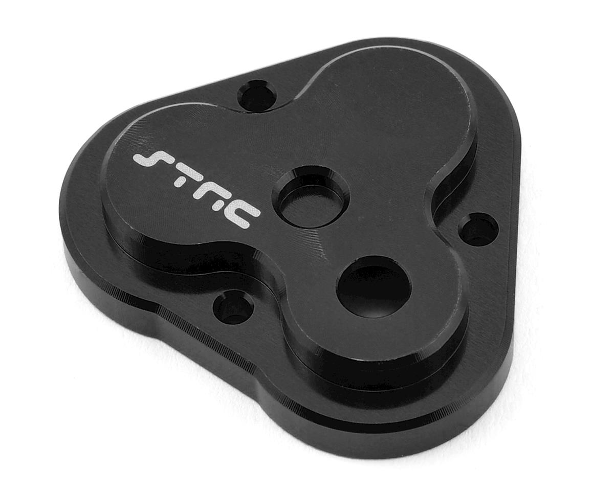 ST Racing Concepts Aluminum TRX-4 Center Gearbox Housing (Black)
