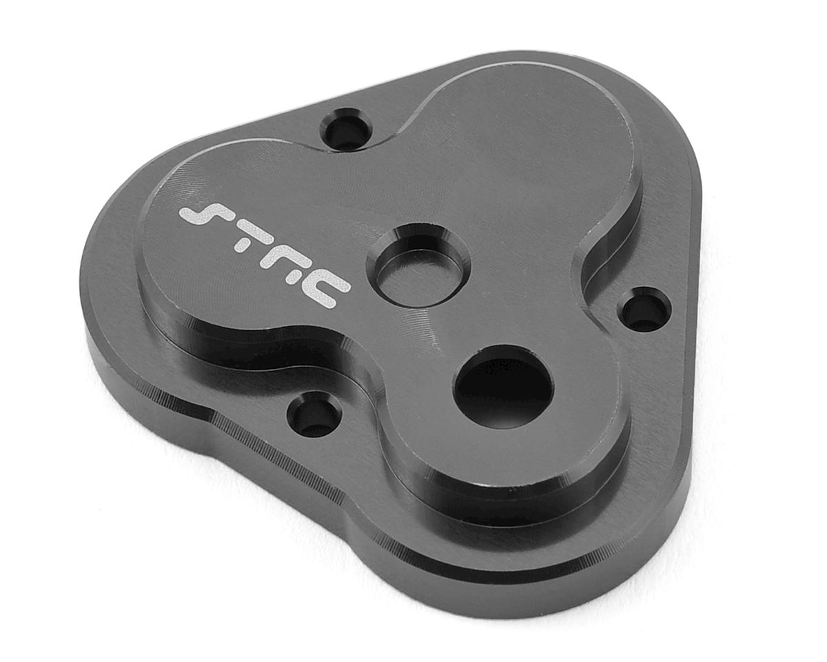 ST Racing Concepts Aluminum TRX-4 Center Gearbox Housing (Gun Metal)