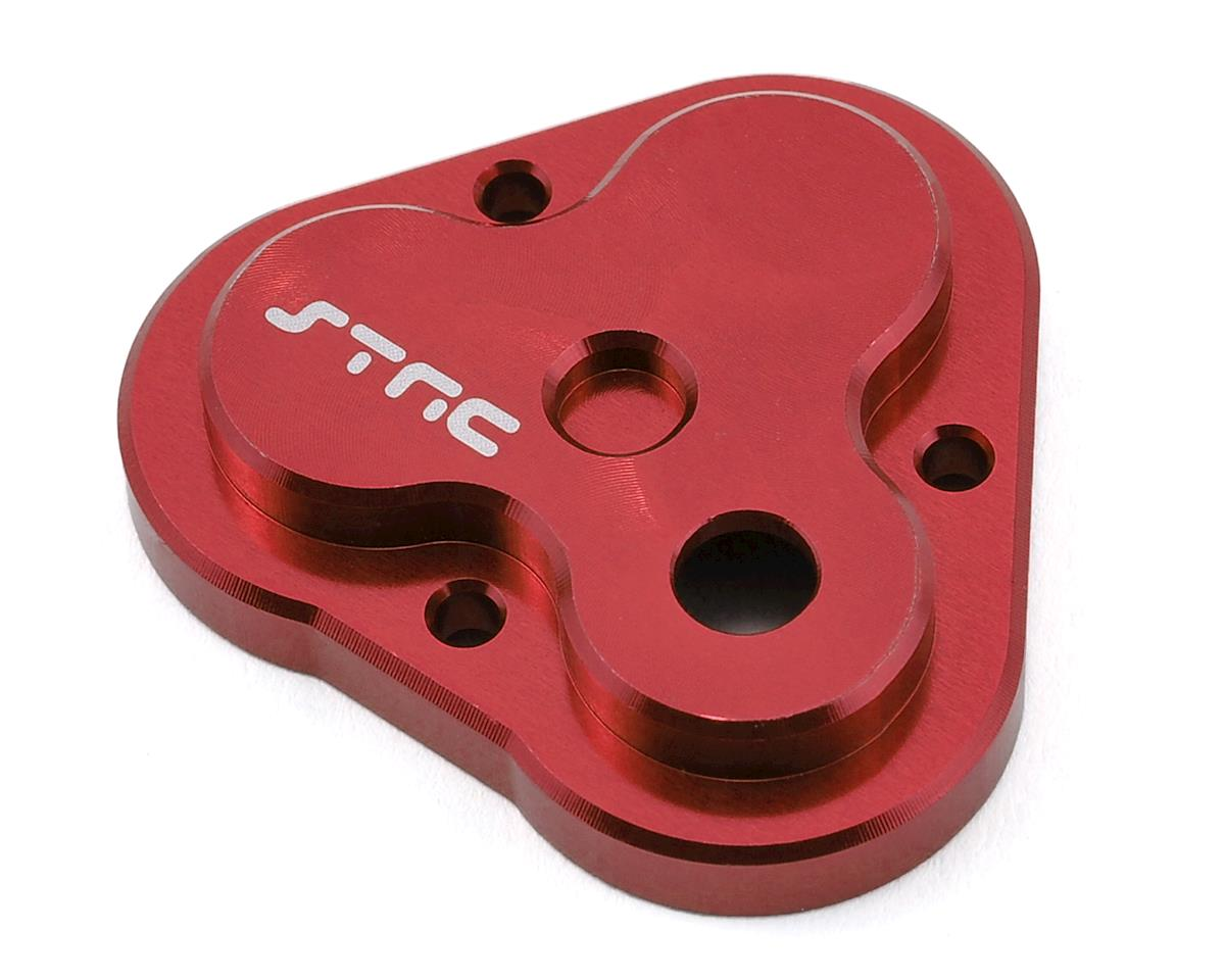 ST Racing Concepts Aluminum TRX-4 Center Gearbox Housing (Red)