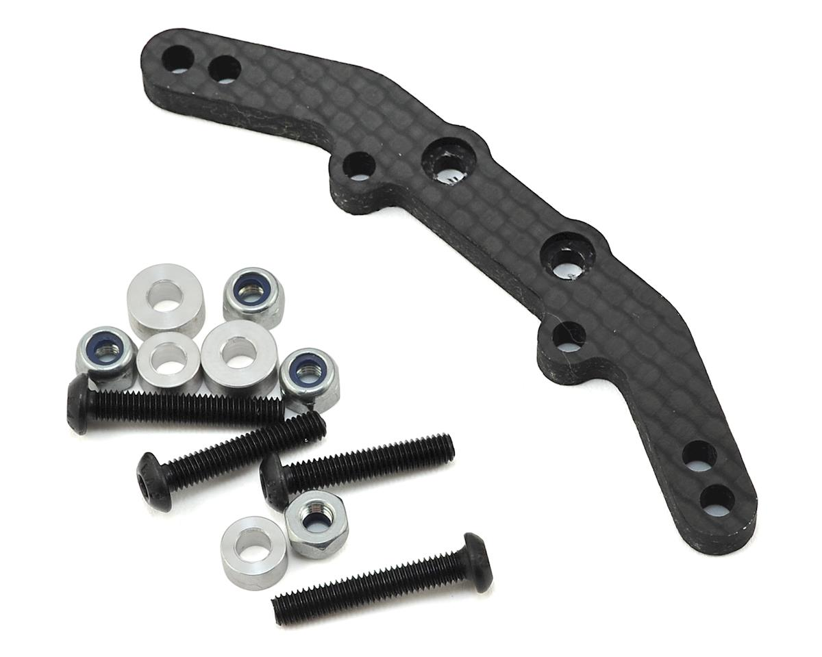 Traxxas 4Tec 2.0 Heavy Duty Graphite Rear Shock Tower by ST Racing Concepts