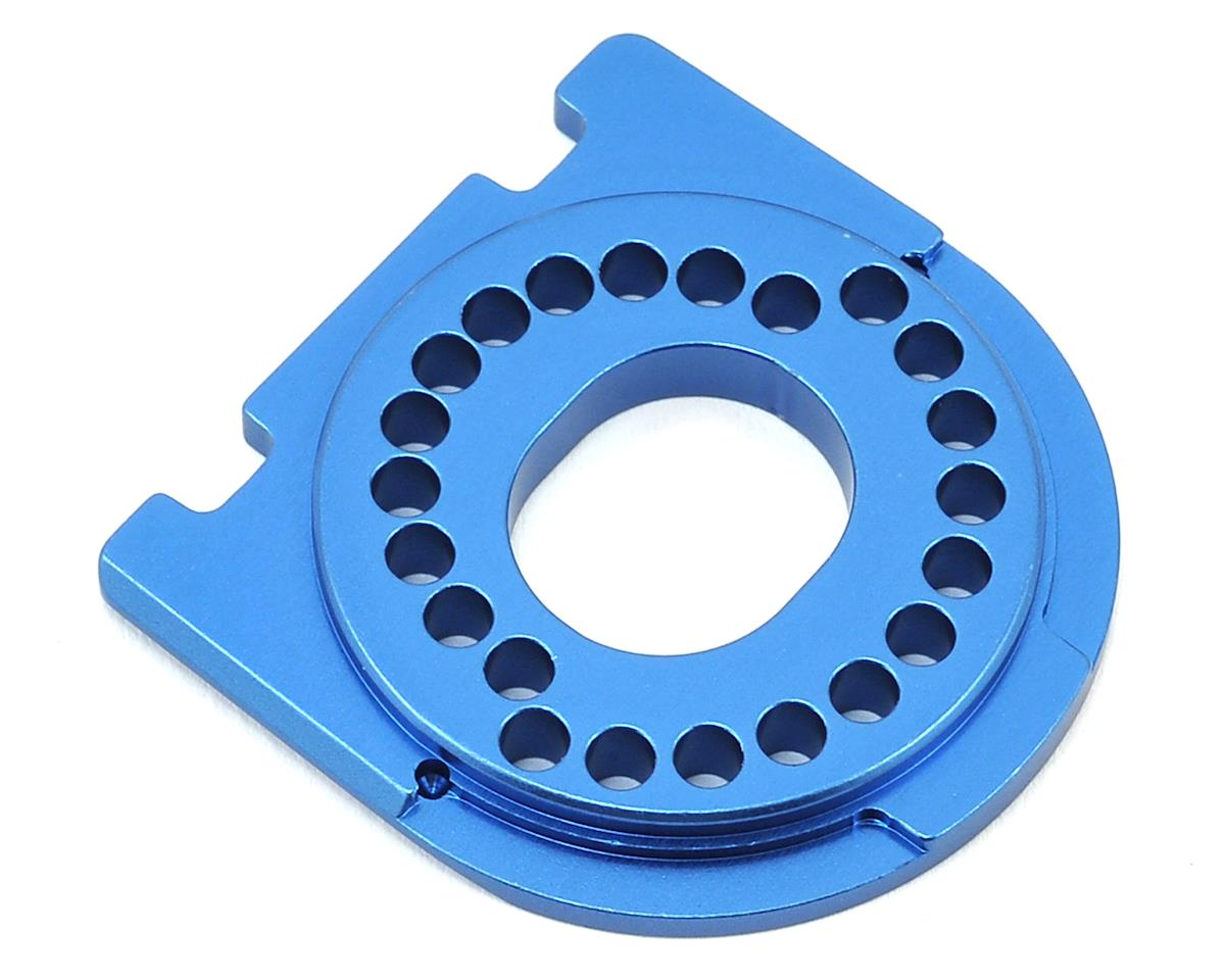 ST Racing Concepts Traxxas 4Tec 2.0 Aluminum Center Motor Mount (Blue)