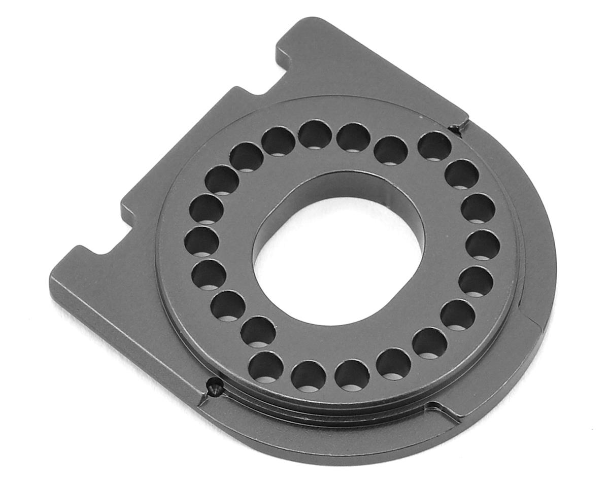 Traxxas 4Tec 2.0 Aluminum Center Motor Mount (Gun Metal) by ST Racing Concepts