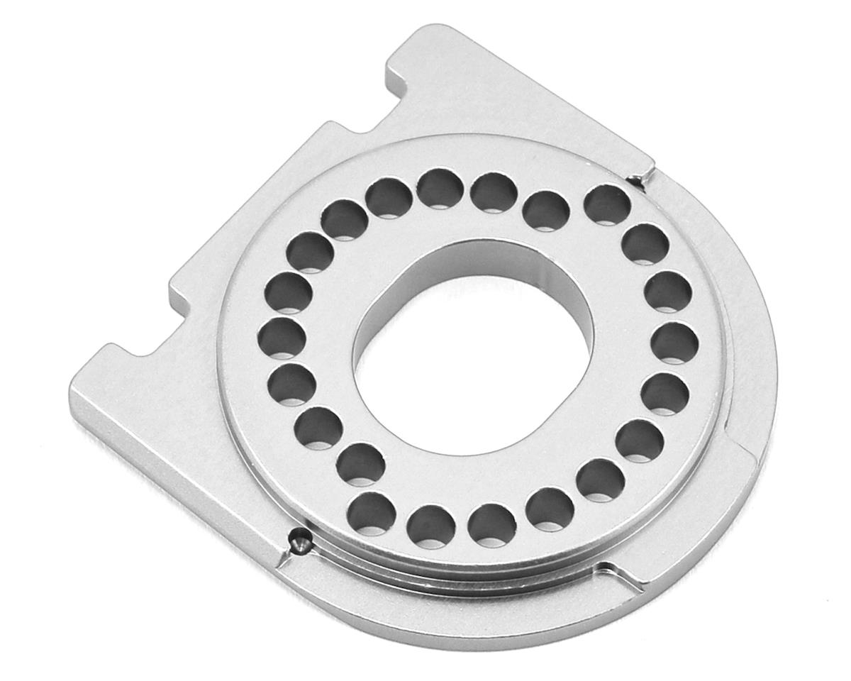 ST Racing Concepts Traxxas 4Tec 2.0 Aluminum Center Motor Mount (Silver)