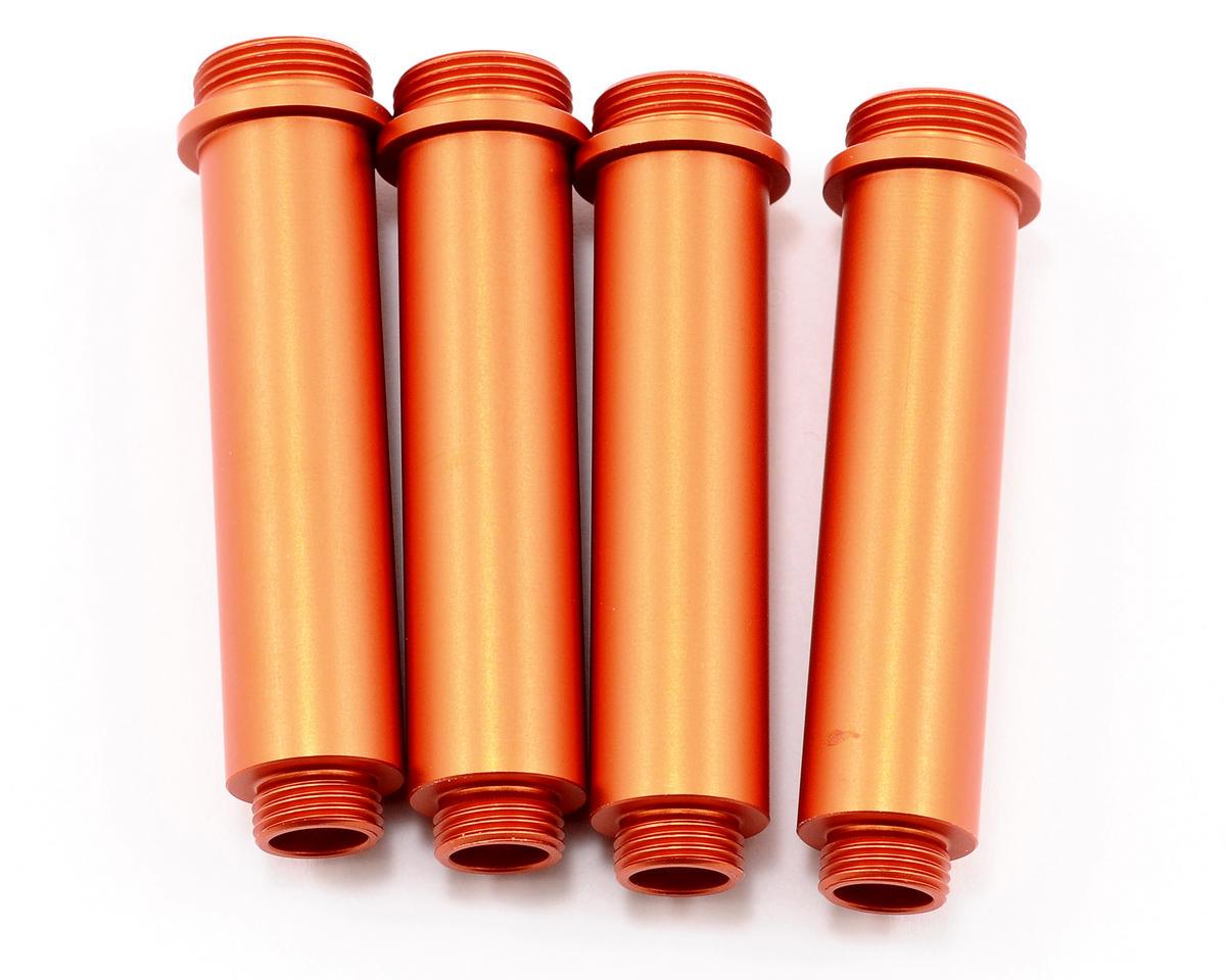 ST Racing Concepts Aluminum Shock Bodies (4) (Orange)