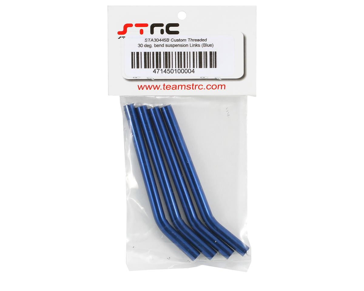 ST Racing Concepts Threaded Aluminum Suspension Links (Blue)