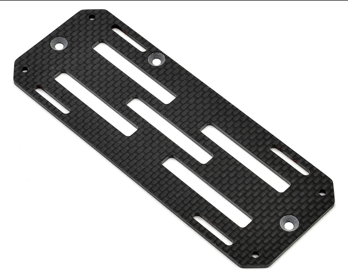 ST Racing Concepts 2.0mm Carbon Fiber AX10/SCX10 Upper Battery Plate
