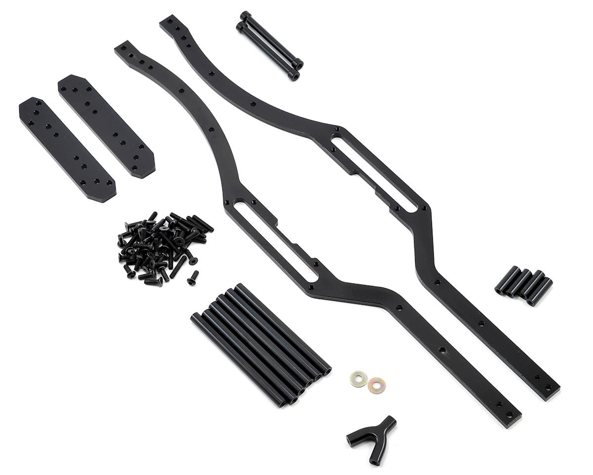 ST Racing Concepts Aluminum SCX10 Short Wheelbase Chassis Conversion (Black)