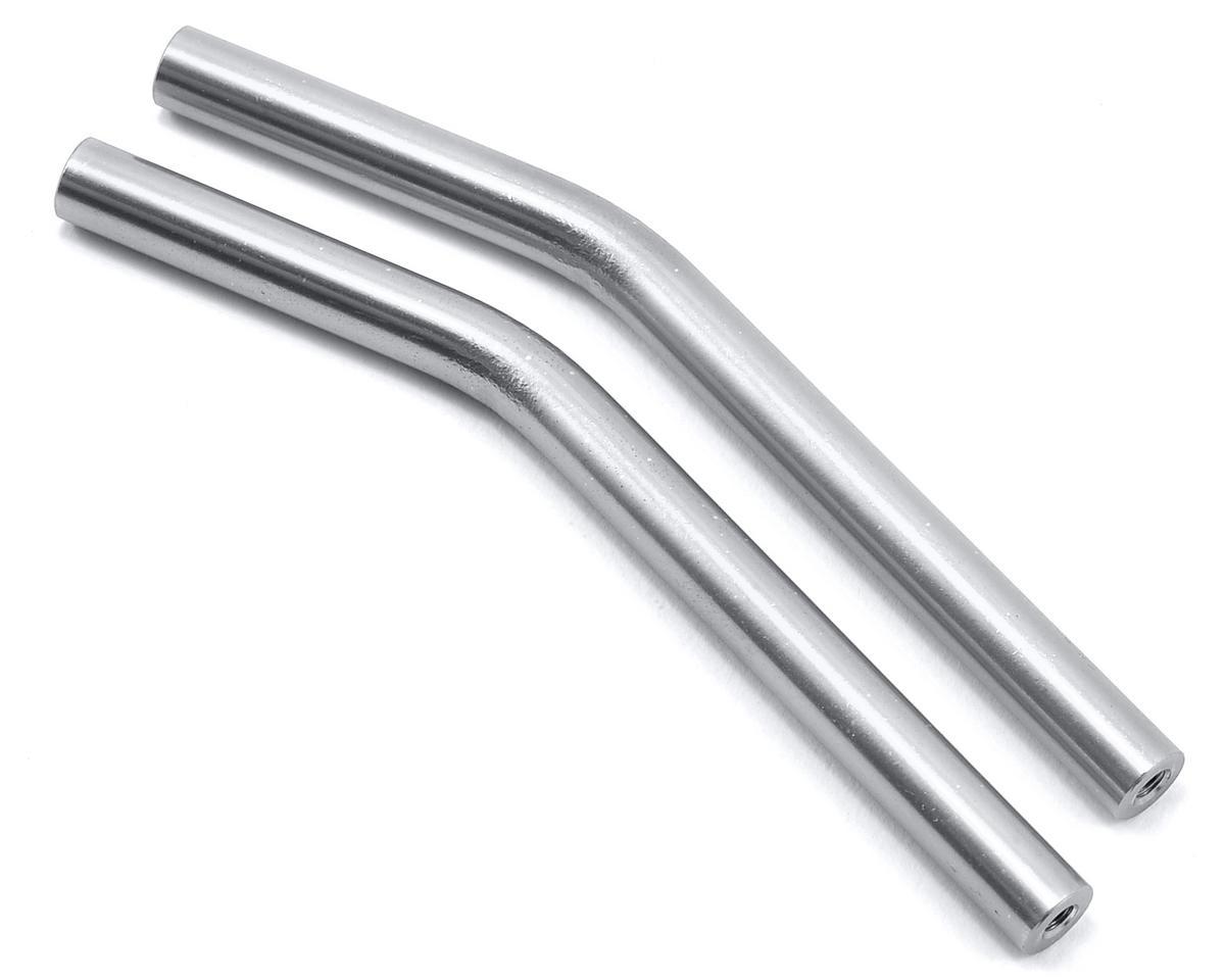 ST Racing Concepts Wraith Aluminum Upper Bent Suspension Links (2) (Silver)