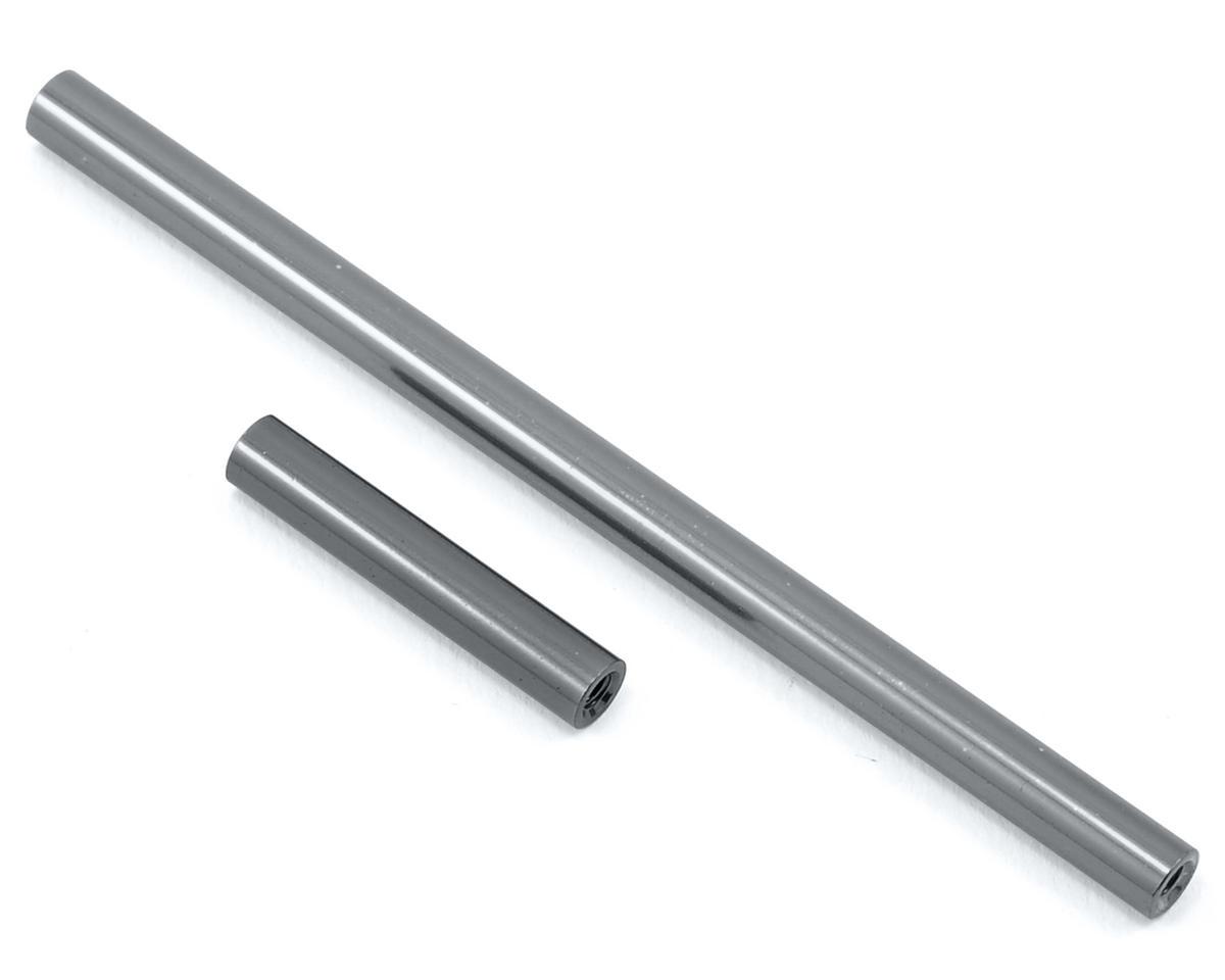 ST Racing Concepts Aluminum Links for Rear Steer Conversion (Gun Metal)