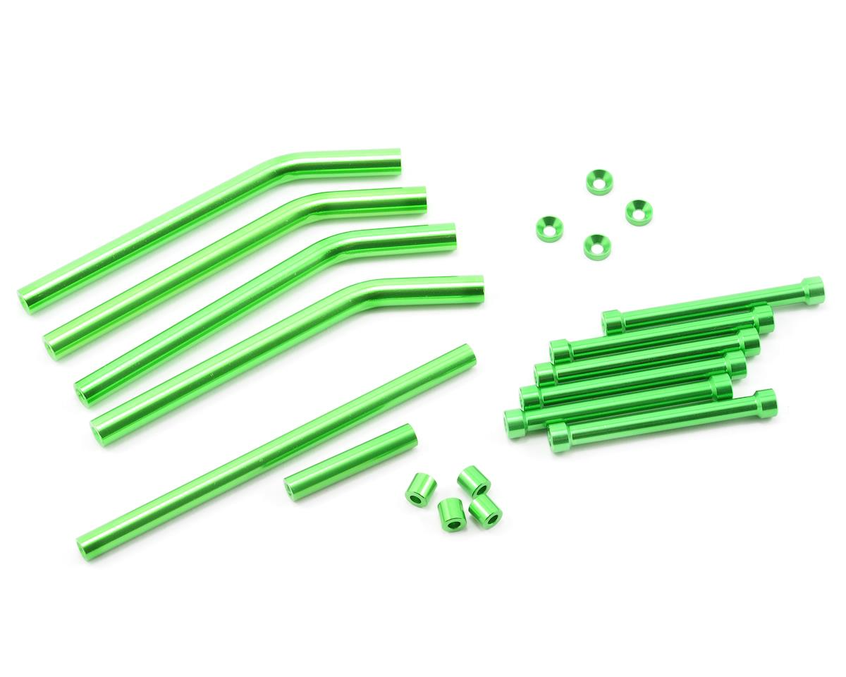 ST Racing Concepts Aluminum Suspension Link Upgrade Kit (Green)