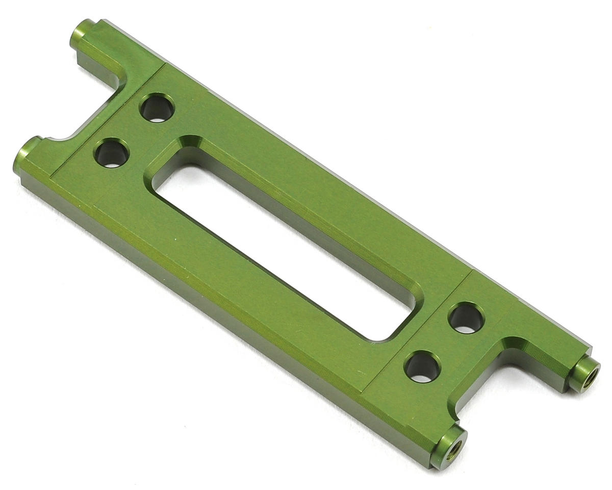 ST Racing Concepts Aluminum HD Rear Cage Stiffener (Green)