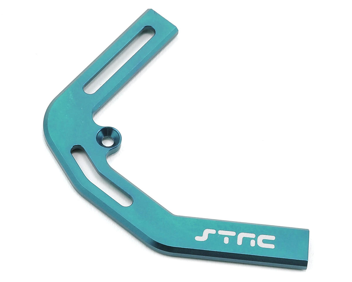 ST Racing Concepts Aluminum Chassis Brace (Blue)