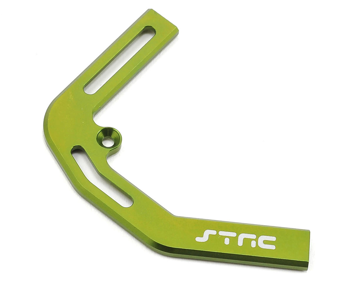 Aluminum Chassis Brace (Green) by ST Racing Concepts