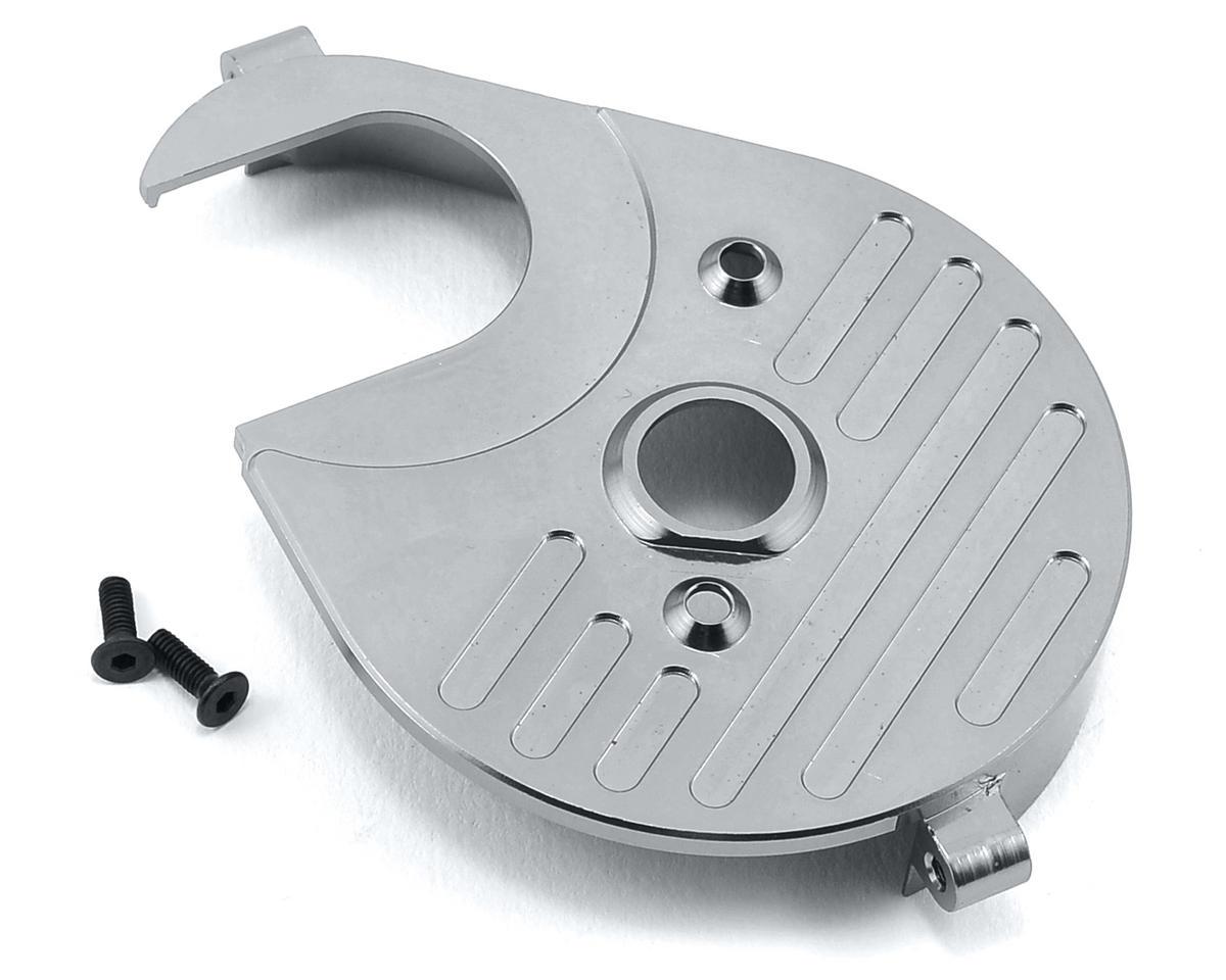 ST Racing Concepts Aluminum Heatsink Motor Plate (Silver)