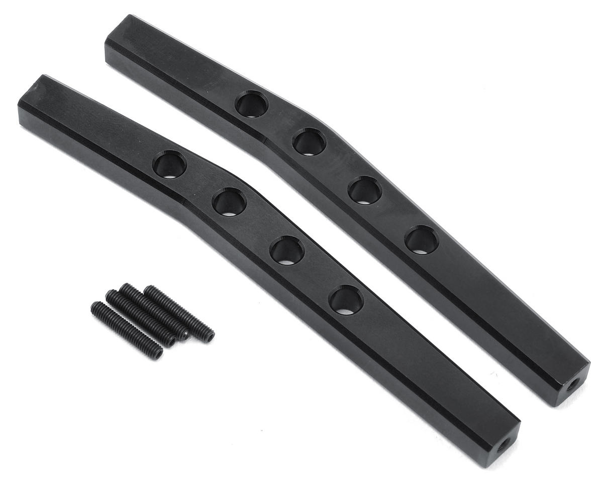 ST Racing Concepts Aluminum HD Rear Upper Suspension Link Set (Black)