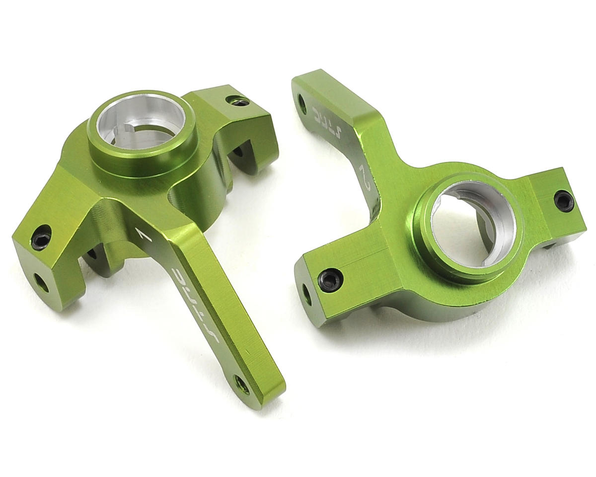 ST Racing Concepts Aluminum Steering Knuckle (2) (Green)