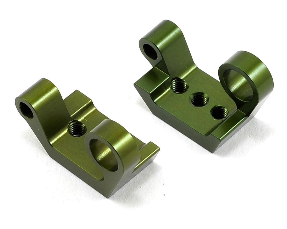 ST Racing Concepts Aluminum Sway Bar Mount (2) (Green)