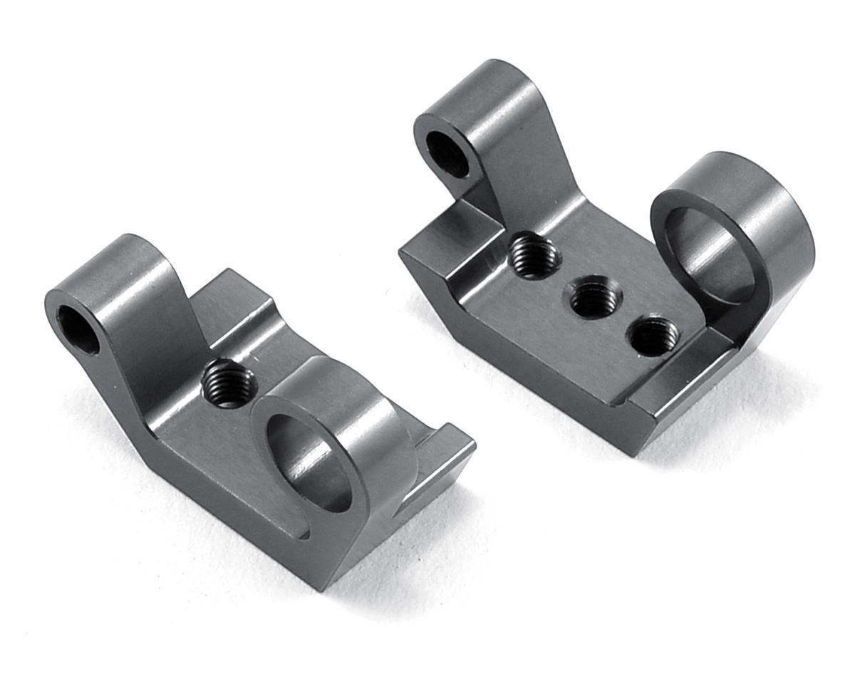 ST Racing Concepts Aluminum Sway Bar Mount (2) (Gun Metal)