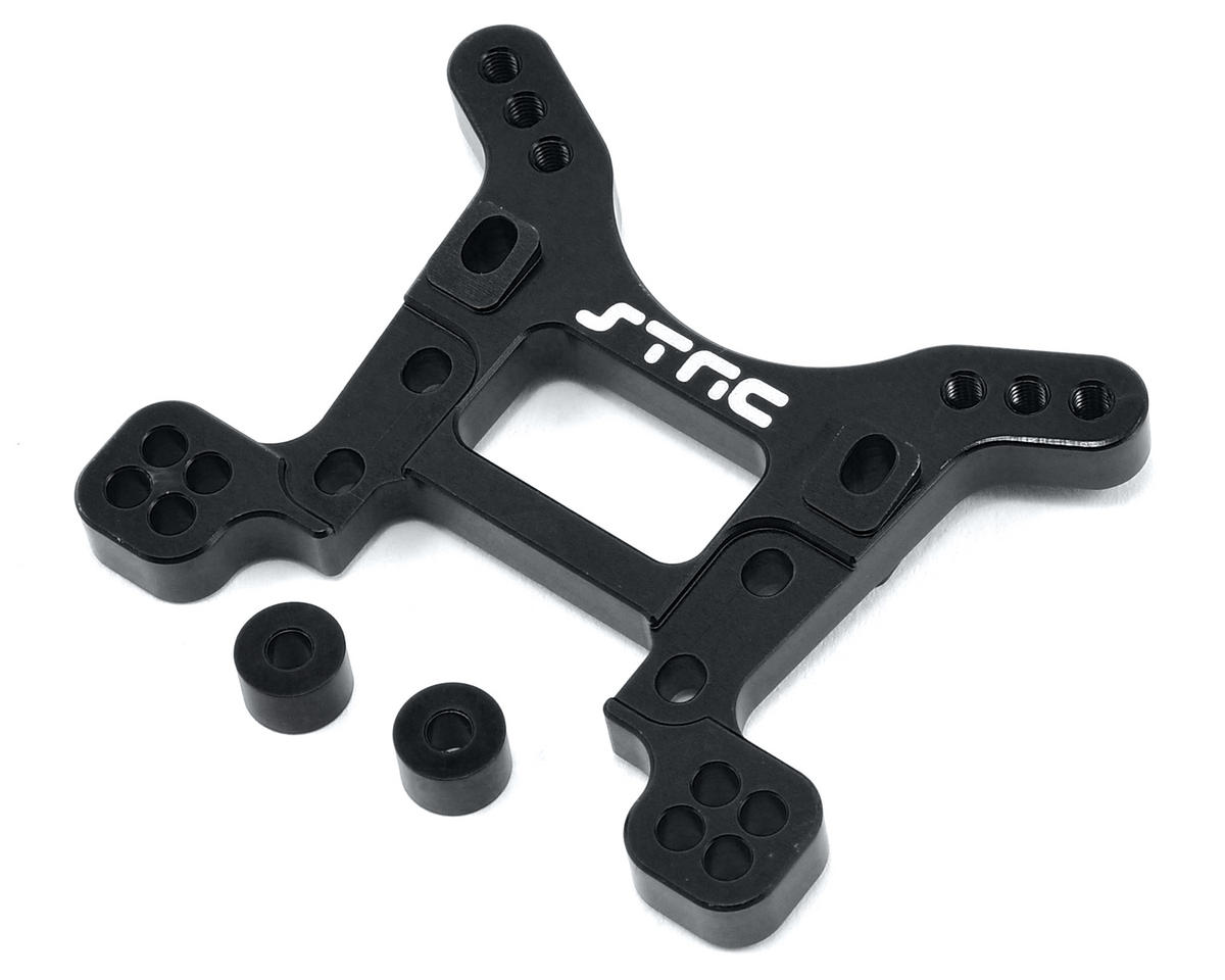 ST Racing Concepts Aluminum HD Front Shock Tower (Black)