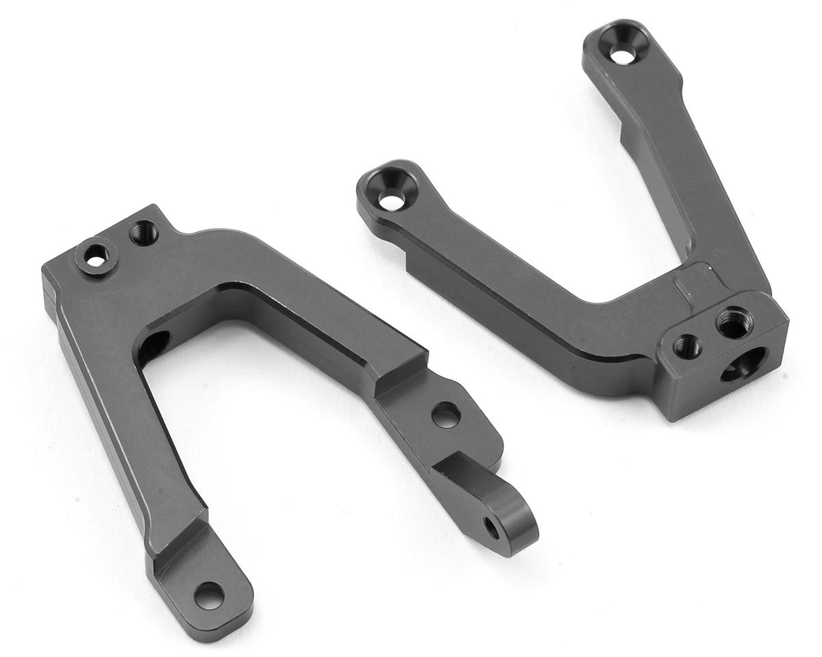 ST Racing Concepts SCX10 II HD Front Shock Towers w/Panhard Mount (Gun Metal)