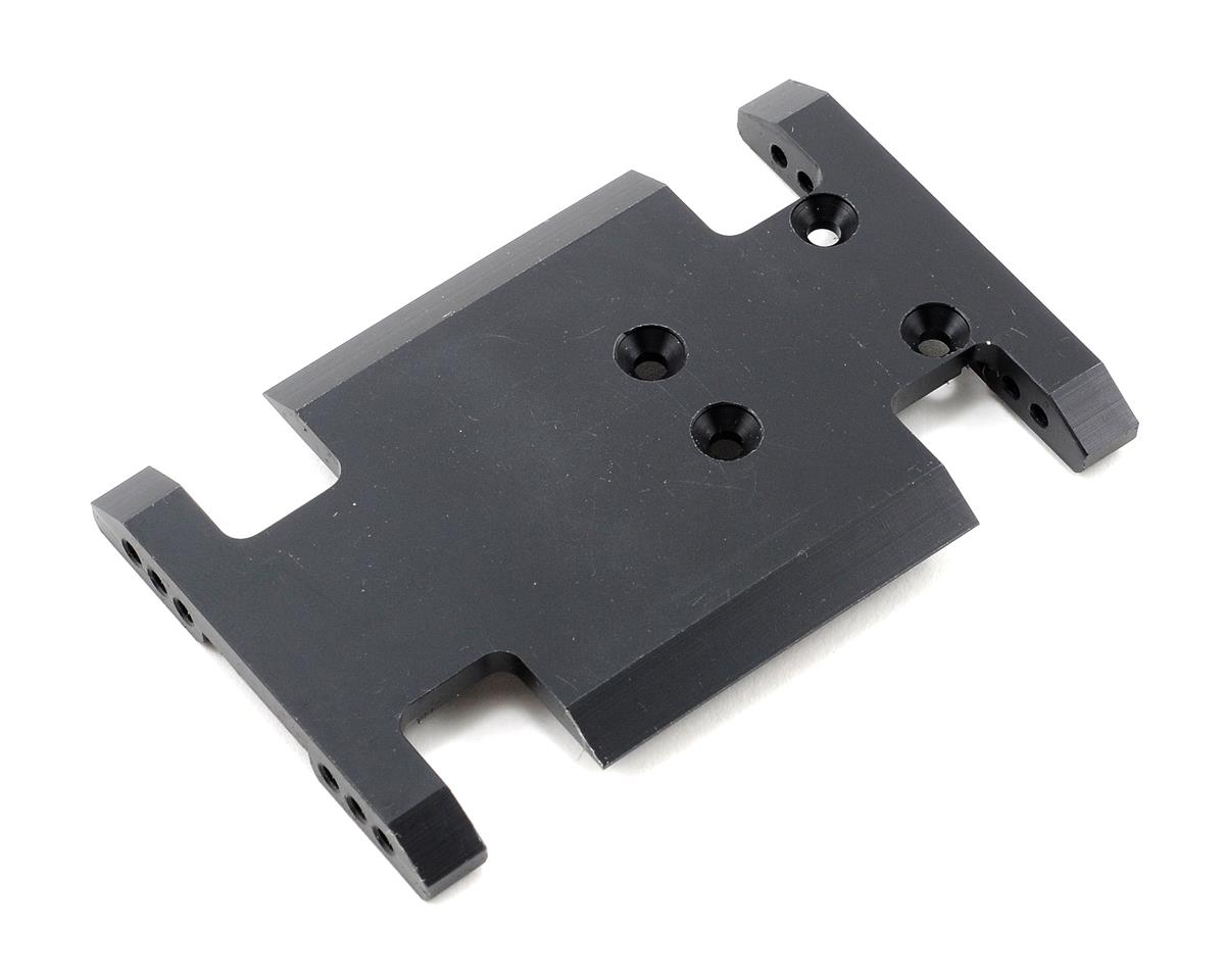 ST Racing Concepts Delrin Center Skid/Transmission Plate