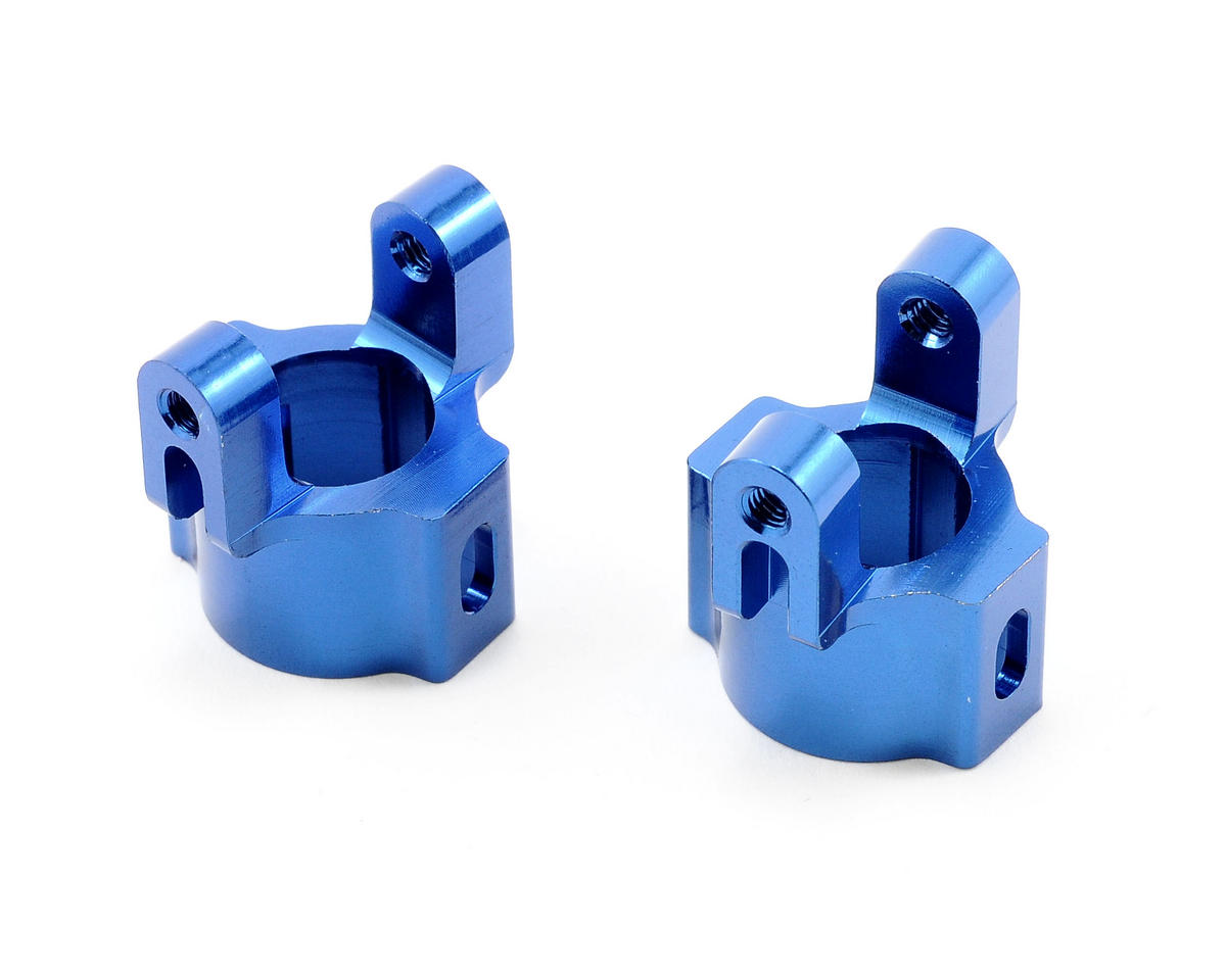 ST Racing Concepts Aluminum Hub Carriers (Blue)